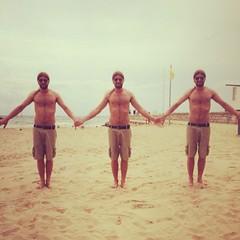 Sitges, Catelonia, Spain and the beach.. (Marius Mellebye / 276ccm) Tags: beach me fun spain catalonia sitges iphone mariusmellebye widesplitlens