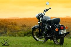Shob's classic 350 touched with CoolFX Pro (Varun Raj A.P) Tags: classic cool royal 350 enfield efx pro4 d7100 vrphotography niramkaithakotta kottakadavu