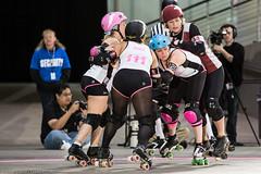 20130927.WFTDA-Playoffs_0243 (Axle Adams) Tags: sports oregon rollerderby rollergirls skaters salem derby skates wftda torontorollerderby sacredcityderbygirls sacrificers 2013wftdaplayoffs