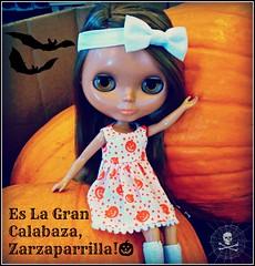 It's The Great Pumpkin, Sassparilla!