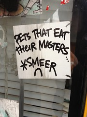 photo (Franny McGraff) Tags: chicago graffiti kym smeer fcak