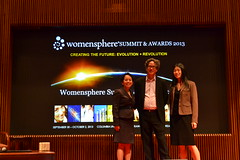 Day 2 - Womensphere Foundation Summit & Awards 2013 (October 1, 2013; McGraw-Hill Financial) (Womensphere) Tags: our women young social columbia foundation entrepreneurship impact future summit leader create awards innovation financial leadership analisa global sustainability balares womensphere