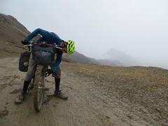 On Punta Caudalosa Chica (4990m)