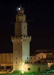 Faro de porto pi (David S.M.) Tags: night faro noche mallorca palma
