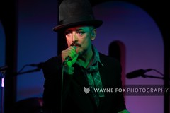 Boy George (Wayne Fox Photography) Tags: boygeorge boy george httpstwittercomboygeorge thegleeclub gigjunkies waynejohnfox the glee club birmingham day 12november2013 12 november 2013 brum birminghamuk uk united kingdom westmidlands west midlands livemusic live music nightlife night life gig waynefoxphotography wayne fox photography waynefox john waynejohnfoxhotmailcom httpwwwflickrcomwaynejohnfox infowaynefoxphotographycom httpwwwwaynefoxphotographycom httpstwittercomwaynejohnfox junkies httpwwwgigjunkiescom httpstwittercomgigjunkies thehearingaid hearing aid daronbillings daron billings httpstwittercomthehearingaid httpstwittercomthegleeclub lastfm:event=3631026 fullgallery mybestlivework livemusicfavourites livemusic2013
