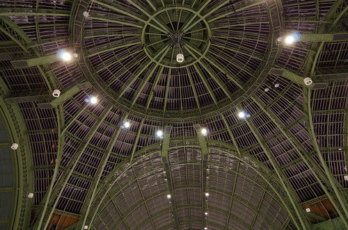 Verrière du Grand Palais - Paris