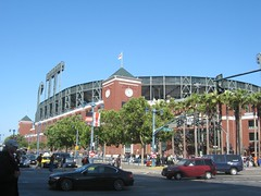 "AT&T Park • <a style=""font-size:0.8em;"" href=""http://www.flickr.com/photos/109120354@N07/11042803223/"" target=""_blank"">View on Flickr</a>"