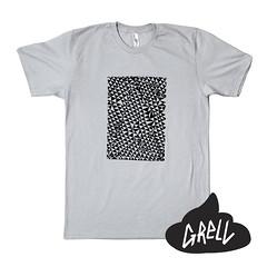dreiecke (-grell streetwear-) Tags: screenprint collection limited edition tee no3 graphicshirt grellstreetwear