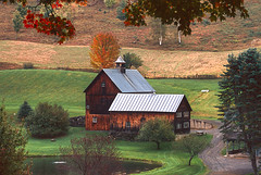 Photos of the Year 2013 ~ Sleepy Hollow Farm, Woodstock, VT (Explore #34)