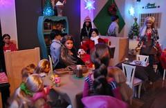 So what did you ask Santa for? (photo 6/6) (Bogostick) Tags: 16 diorama barbiediorama