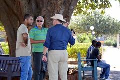 """Im """"Jardim dos Namorados"""", dem """"Garten der Verliebten"""" in Maputo"""