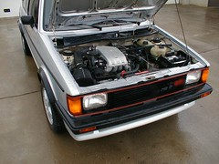 "1984 Rabbit GTI w/ABA 2.0 swap • <a style=""font-size:0.8em;"" href=""http://www.flickr.com/photos/83548124@N03/11821921714/"" target=""_blank"">View on Flickr</a>"