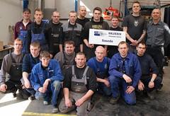 BCW OVERALLS BLUE BLACK KANSAS (finsen65) Tags: blue overalls worker collar bluecollar bluecollarworker