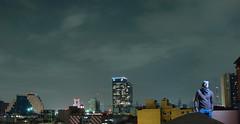El Tlatoani de Balderas. (Rubeck) Tags: man guy skyline mxico mexico mexicocity df downtown cityscape retrato dude uomo mexique reforma mexiko mec distritofederal cityline messico centrohistrico ciudaddemxico mexikostadt
