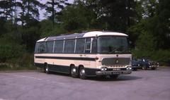 KRB426D (21c101) Tags: bluebus tailbyandgeorge willington bedford duple val14 1966 1975 krb426d vegamajor derbyshire