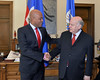 Secretary General Receives President of Haiti