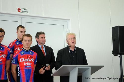Ploegvoorstelling Davo Cycling Team (70)