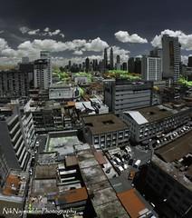 Kuala Lumpur Autumn Infrared (Nik Najmuddin Nik Ariff) Tags: autumn gm kualalumpur kl klcc chowkit kampungbaru kgbaru gmplaza poknik poknikphoto pusatboronggm autumninfrared niknajmuddin