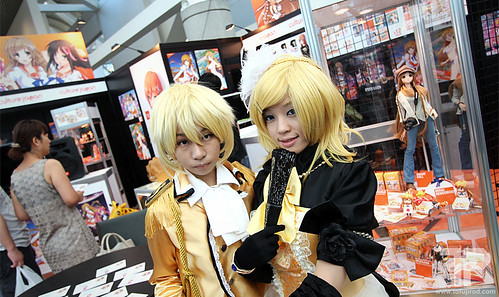 Anime Expo 2013 Day 3