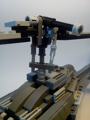 """lego bell uh-1 """"huey rotor (GlobalBrickSoldier) Tags: war lego bell vietnam huey helicopter instruction copter uh1 flickrandroidapp:filter=none"""