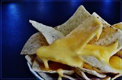 Macro Mondays - junk (food) (star krek photography) Tags: cheese junk nikon chips junkfood cheesy nachos cheesyphoto macromondays d3100