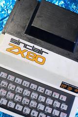 10/52: Sinclair ZX80 (DavidDMuir) Tags: computer 1980s sinclair microcomputer 1052 zx80 project52 52weeks2014