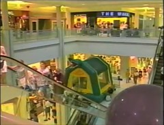 Post-Spiral Staircase opening at LVM - Altoona, PA (cooldude166861) Tags: mall shopping video open pennsylvania sears air center valley 1960s logan 1970s 1980s 1965 enclosed altoona penneys lvm loganvalleymall