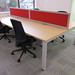 """48 - Open Office with Freeway Bench and Clipper Chairs • <a style=""""font-size:0.8em;"""" href=""""http://www.flickr.com/photos/61889077@N03/13563561595/"""" target=""""_blank"""">View on Flickr</a>"""