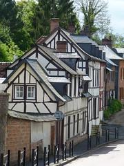 P1050001 (domclavaud) Tags: village maisons normandie paysages bois eure colombages lyonslafort