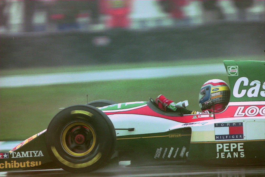 Image result for 1993 donington zanardi