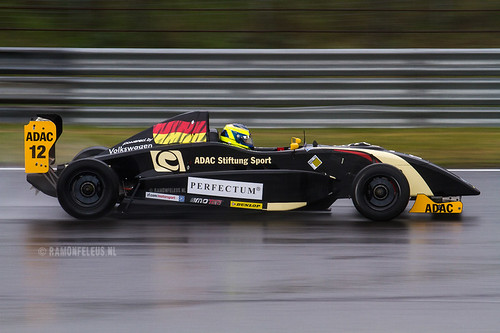 ADAC GT Masters Zandvoort 2014