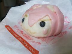 桜ミクまん (jtaisa) Tags: travel food japan sapporo hokkaido 北海道 札幌 manju 饅頭 hokkaidoprefecture vocaloid 初音ミク