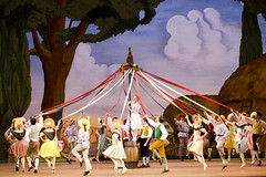 Cast Changes: La Fille mal gardée on 21 April and 2 May 2015