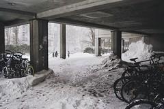 Winter Storm Juno (BrittanyFoleyPhotography) Tags: travel boston ma university nu massachusetts wanderlust blizzard northeast juno neu northeastern vsco igers vscocam igboston igersboston winterstormjuno bostonweater