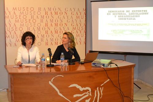 Seminario de expertos en Historia, Legislación y Organización Societaria 4