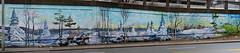 quickage-DSC_0010-DSC_0013-1 v2 (collations) Tags: toronto ontario concrete graffiti documentary murals infrastructure builtenvironment mountpleasantroad concretedreams establishingshots graffitiinsitu contextshots