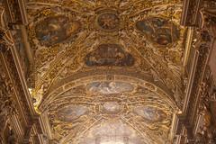 (Andrea   Zanni) Tags: santa italy italia maria basilica ceiling chiesa di maggiore baroque bergamo lombardia barocco soffitto