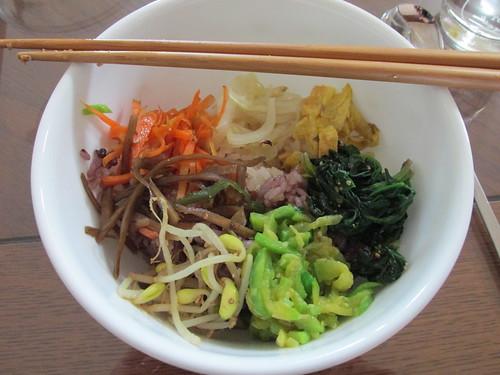 Repas en famille, Corée du Sud