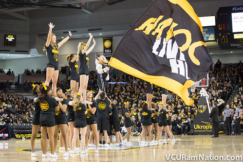 VCU vs. Richmond