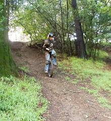 The meadow chute