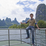 "Guilin mountains<a href=""http://www.flickr.com/photos/28211982@N07/16536288675/"" target=""_blank"">View on Flickr</a>"