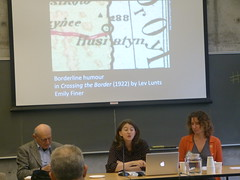 Liminal Spaces and the Jewish Imagination