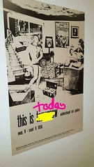 this is today 08May2016 Mashup snapchat (roland) Tags: vancouver artgallery mashup remix 1956 tomorrow today whitechapel vag vancouverartgallery thisistoday thisistomorrow snapchat rolandtanglaosnapchat