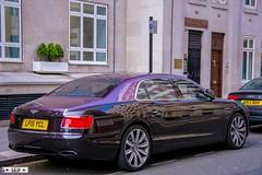 Bentley Flying Spur W12 Auto London 2016 (seifracing) Tags: bentley flying spur w12 auto london 2016 seifracing spotting scotland strathclyde services security cars cops car vehicles van voiture londra britain brigade british