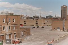 Berri/Notre Dame 1 (nroclaniffirg) Tags: film analog port gold kodak montreal vieuxport