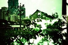 Taipei Daily etoc / Agfa CT Precisa / Lomo LC-A+ (Toomore) Tags: iso100 lomo lca lomography doubleexposure taiwan ct taipei agfa precisa etoc