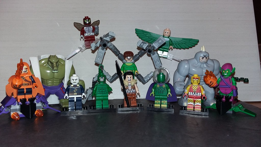 The World's Best Photos of lego and sandman - Flickr Hive Mind