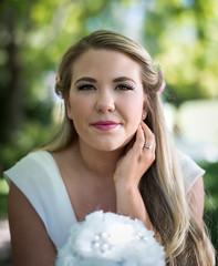 Beautiful Bride (Maxinux40k) Tags: california park wedding portrait people bride spring nikon outdoor blond april paloalto nikkor 2016 d810 afs58mmf14g mitchellcipriano