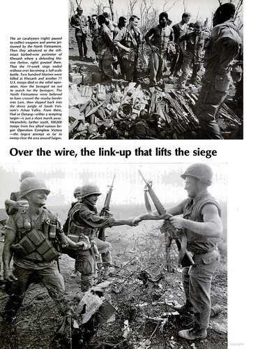 Flickriver: Photoset 'KHE SANH Combat Base and Operation