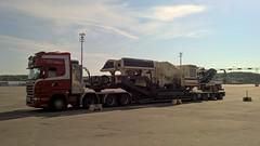 Finland Trucks (engels_frank) Tags: ferry suomi finland volvo finnland renault camion trucks fhre scania naantali lastwagen aland lkw vak expressen finnlines land hcs rekka autolink ahola gigaliner strm savikko eurocombi